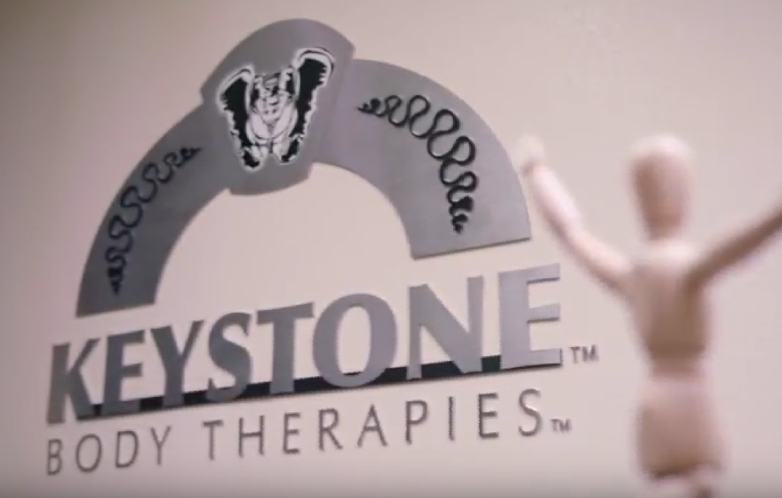 Video of Tate Hardcastle and the team at Keystone Body Therapies